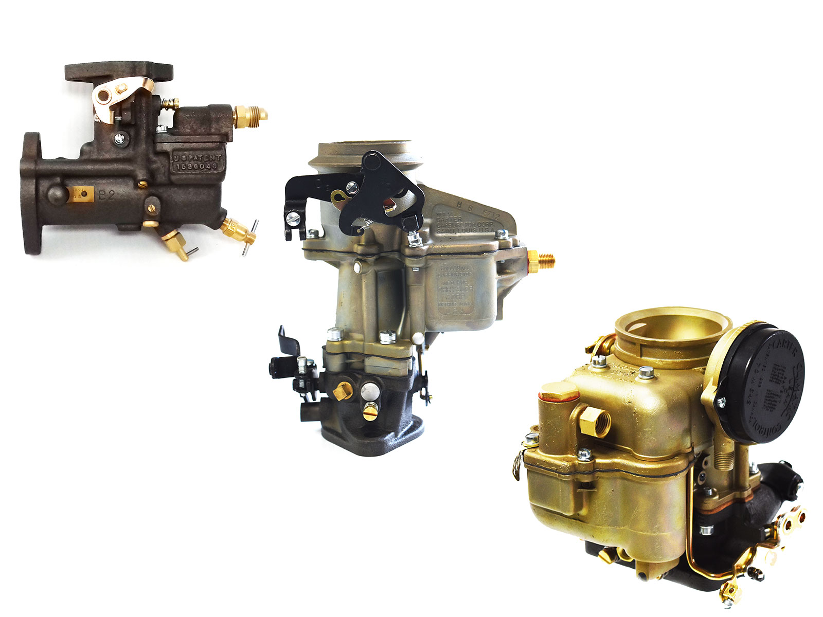 carburetor evolution